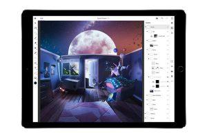 Adobe Photoshop CC iPad Pro
