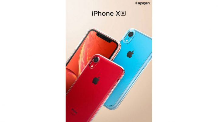 Spigen iPhone XRケース