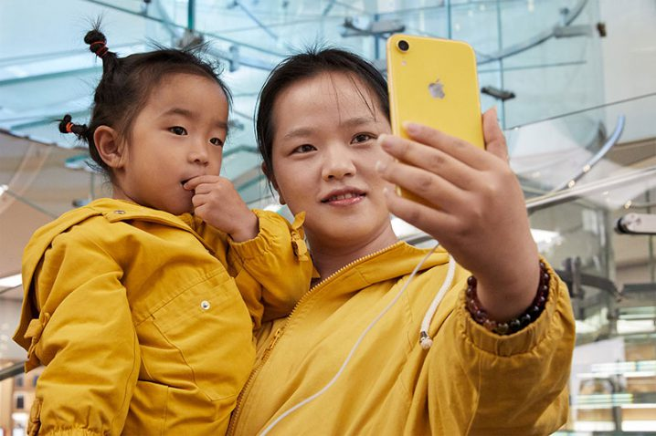 iPhone XR now available around the world