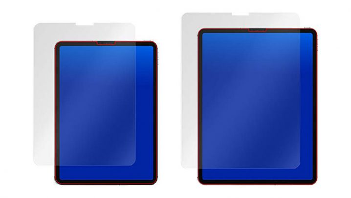 iPad Pro (2018) OverLay Paper