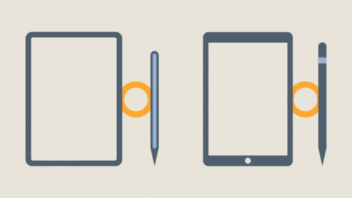 iPad ProとApple Pencilの互換性
