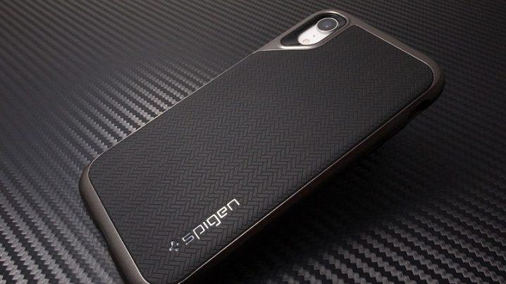 Spigen ネオ・ハイブリッド for iPhone XR
