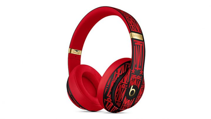 Beats Studio3 Wireless Headphones - DJ Khaled Custom Edition