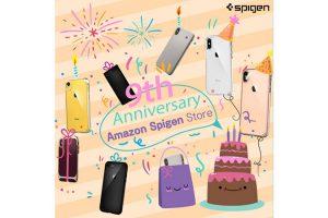 Spigenジャパン 9周年記念イベント