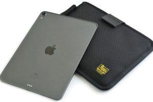 バンナイズ iPad Pro 11インチ用薄型キャリングケース(ペンホルダー付き)