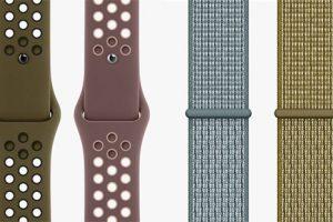 Apple Watch Nikeスポーツバンド/Nikeスポーツループ