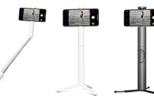 CliqueFie Selfie Stick with Tripod/CliqueFie MAX Selfie Stick