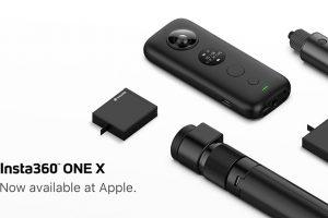 Insta360 ONE X Camera Bundle