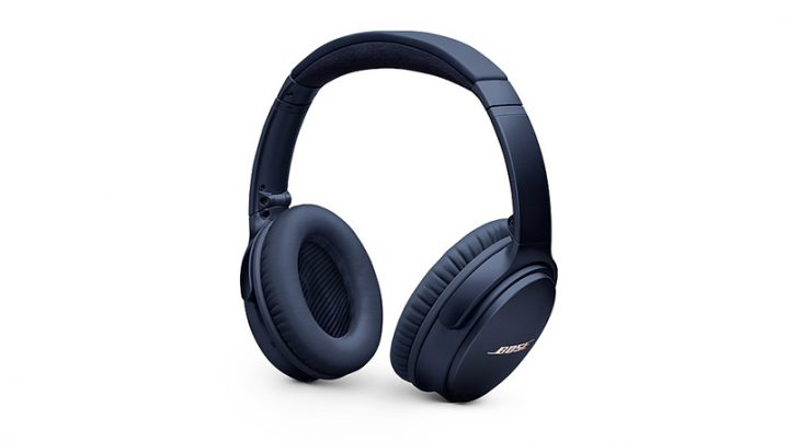 Bose QuietComfort 35 Wireless Headphones II ダークブルー