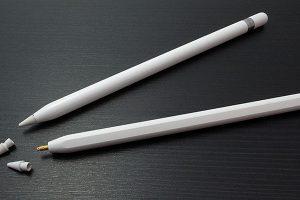 Apple Pencilのペン先