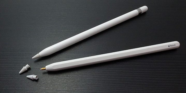 Apple Pencilのペン先
