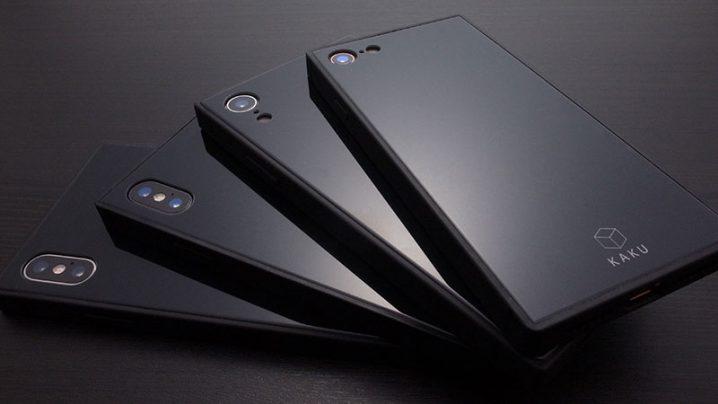 KAKU iPhoneケース