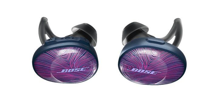 SoundSport Free wireless headphones ウルトラバイオレット
