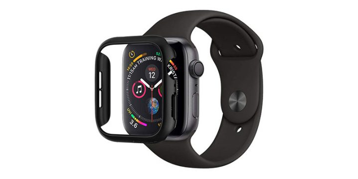 Spigen シン・フィット for Apple Watch Series 4
