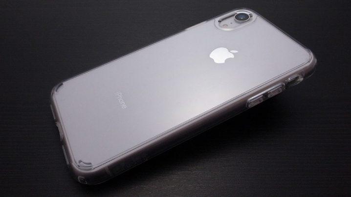 Spigen ウルトラ・ハイブリッド for iPhone XR