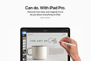 iPad - New Way