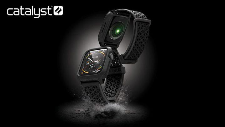 カタリスト 衝撃吸収ケース for Apple Watch Series 4