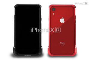 alumania EDGE LINE for iPhone XR