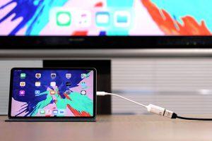 TUNWEAR USB-C TO HDMI V2.0 4K UHDTV 変換アダプタ