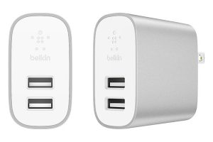 Belkin BOOST↑CHARGE USB充電器 (2口/24W)