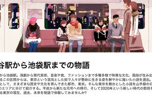 Apple Books それぞれの東京