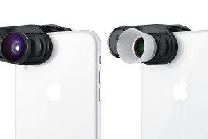 olloclip Essential Lenses for iPhone XR