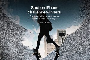 Shot on iPhone Challenge