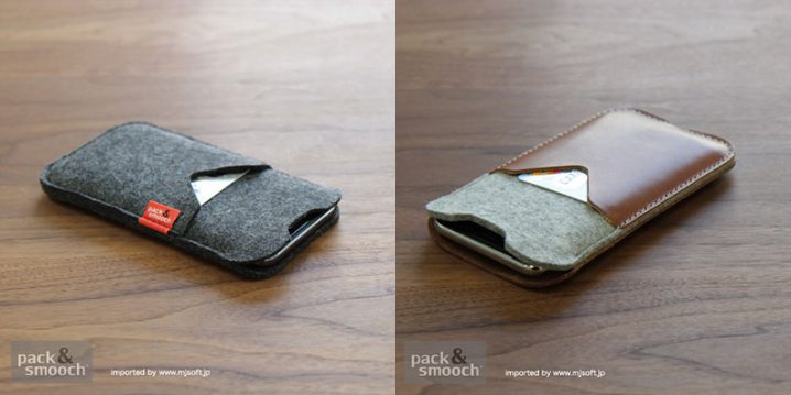Pack & SmoochのiPhone XR用ケース