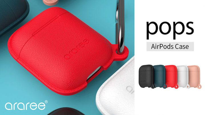 araree POPS for AirPods