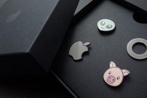 Apple Animoji Pins