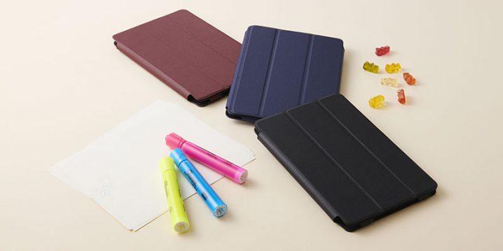 Simplism iPad mini(2019) [FlipNote Slim] クラリーノ フリップノートケース