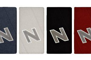 iPhone XR NewBalance Nロゴ 手帳型 ケース
