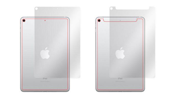 OverLay 背面保護フィルム iPad mini(第5世代)用