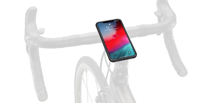 Quad Lock Bike Mount Kit for iPhone XS
