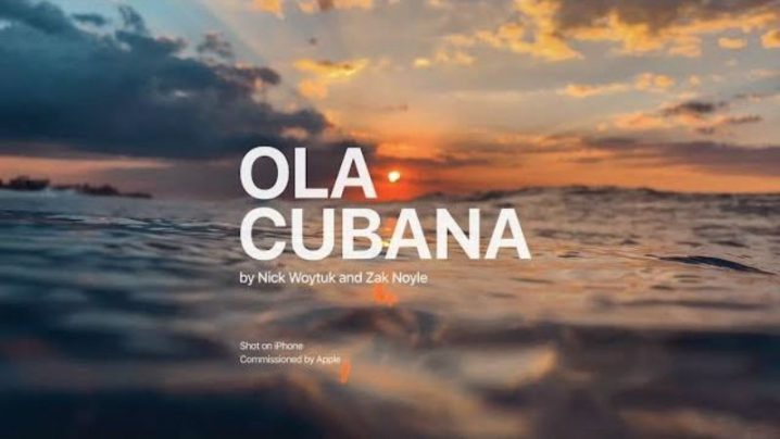Shot on iPhone XS — Ola Cubana