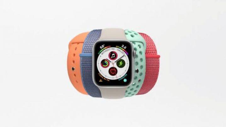 Apple Watch Series 4 — よりパワフルに、カラフルに