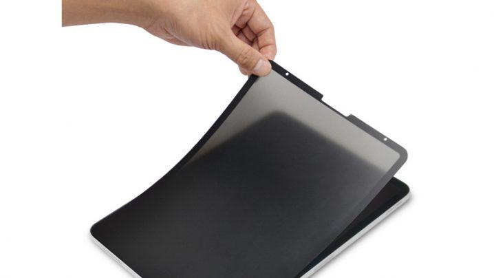 粘着っつく Privaucks.(プライバックス)iPad Pro 11インチ用 のぞき見防止フィルター