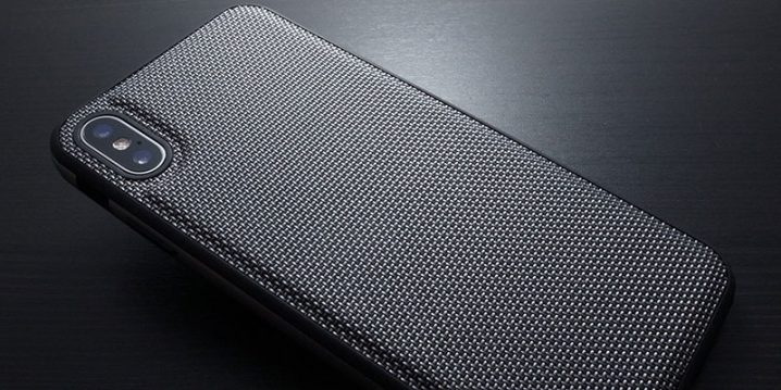 Deff Hybrid Case Etanze for iPhone XS Max