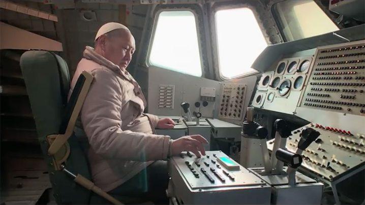 Космонавты Байконура