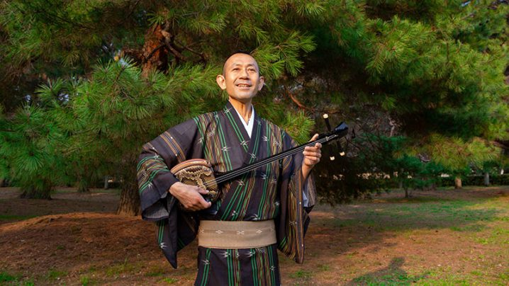 ミュージックラボ:久保田晃平と楽しむ三線のミキシング