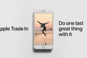 Apple Trade In — Do one last great thing with your iPhone
