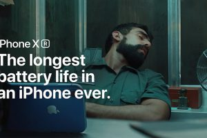 iPhone XR — Battery Life — Up Late