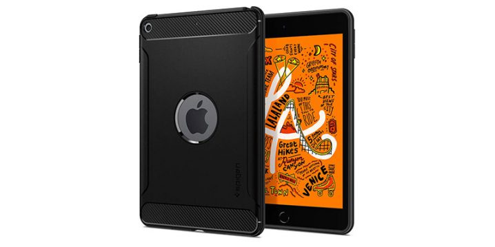Spigen ラギッド・アーマー for iPad mini 5