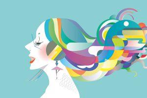 アートラボ:カンバラクニエに学ぶ塗り絵アート