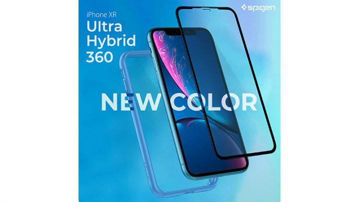 Spigen ウルトラ・ハイブリッド 360 for iPhone XR