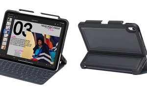 STM Dux Shell Case for iPad Pro with Smart Keyboard Folio
