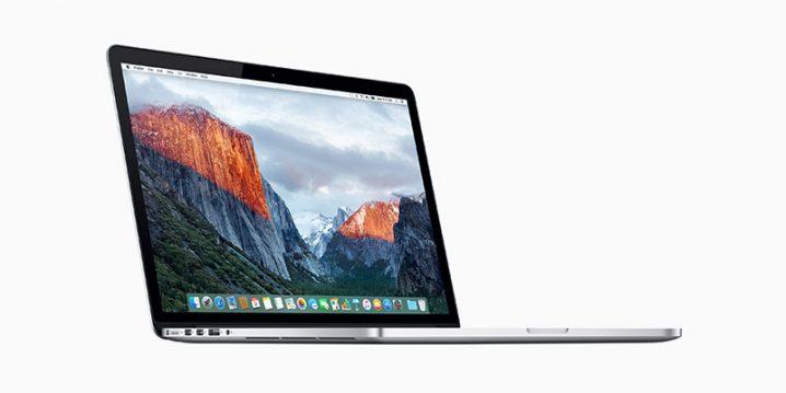 15 インチ MacBook Pro バッテリー自主回収プログラム