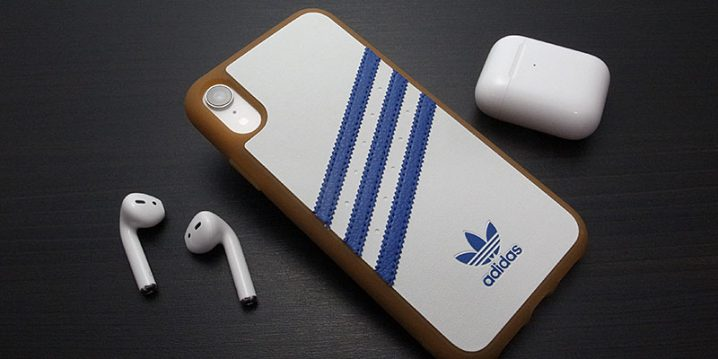 adidas Originals Moulded Case SAMBA SS19 for iPhone XR
