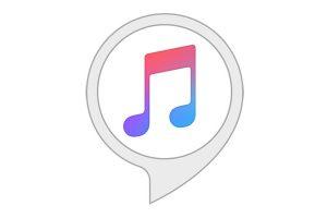 Amazon Alexa Apple Music