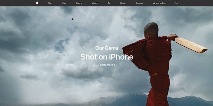Our Game - Shot On iPhone
